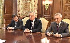 Б.Жамсуев: Евразийскому региону нужна архитектура безопасности, гарантирующая равноправный характер сотрудничества