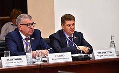 А. Шевченко: Реализация национальных проектов России требует эффективной работы органов местного самоуправления