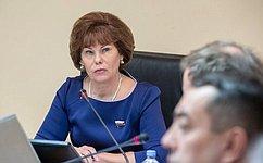 Совет Федерации уделяет пристальное внимание развитию лесного комплекса— Т.Гигель