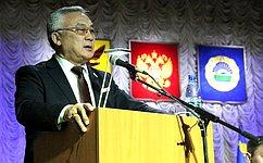 Б.Жамсуев: ВЗабайкальском крае укрепляется связь между органами власти инаселением региона