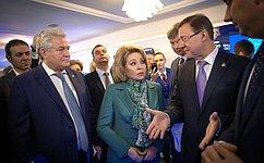 Дни Самарской области прошли вСовете Федерации