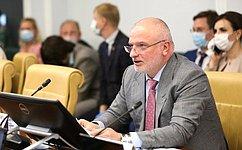 Комитет СФ поконституционному законодательству игосударственному строительству поддержал закон, совершенствующий прием вгражданство России