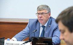 ВКурске началась подготовка ктысячелетнему юбилею города— В.Рязанский