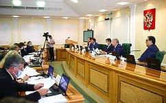 Профильный Комитет СФ поддержал закон, направленный наобеспечение сбалансированности федерального бюджета