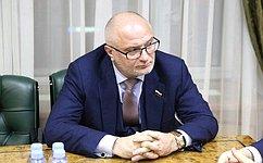 Упрощение миграционных процедур для жителей ДНР иЛНР позволит исключить возможность ущемления их прав— А.Клишас