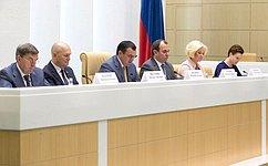 ВСовете Федерации состоялся форум «Социальное развитие села– основа территориального развития России»