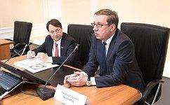 А.Майоров иС.Шатиров рассказали магистрантами РАНХиГС озаконодательных мерах поддержки российской экономики