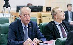 Е.Алексеев принял участие в28-й внеочередной сессии Собрания депутатов Ненецкого автономного округа