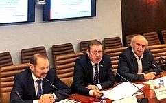 А.Майоров иС.Белоусов обсудили сколлегами изГермании вопросы развития органического земледелия