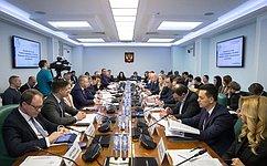 ВКомитете СФ посоциальной политике состоялся «круглый стол», посвященный развитию телемедицины вРоссийской Федерации