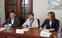 В.Зганич: Прокуратура Ненецкого автономного округа иАссоциация «Ясавэй» сотрудничают винтересах коренного населения региона