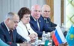 Е.Бибикова: Россия иКазахстан непросто соседи, адобрые друзья