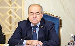 Iliyas Umakhanov: Eurasian integration is working andproducing specific andtangible results