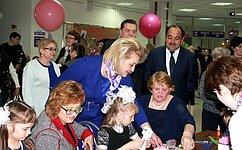 Сегодня весь мир считает Россию гарантом сохранения традиционной семьи исемейных ценностей– Л.Гумерова