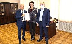 М. Павлова: ВЧелябинской области уделяется большое внимание тому, чтобы социально-незащищенные категории населения могли получить бесплатную юридическую помощь