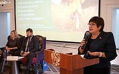О. Хохлова: Развитие детского туризма воВладимирской области имеет большой потенциал
