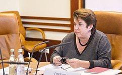 НаIV Межпарламентском форуме «Россия– Таджикистан» будут обсуждены вопросы перспективных направлений развития гуманитарных связей двух стран— Л. Глебова