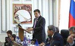 Н. Журавлев: В2019году мы будем работать над законами всфере цифровой экономики идоступности финансовых услуг