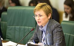 Л.Бокова поздравила российских женщин спраздником 8марта— Международным женским днем