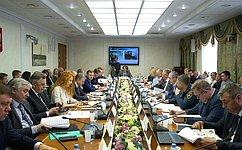 ВСовете Федерации обсудили вопросы развития АПК иприродопользования вКемеровской области— Кузбассе