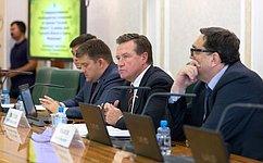 Совершенствование межбюджетных отношений напримере Тульской области обсудил Комитет СФ побюджету ифинансовым рынкам