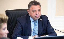 Комитет СФ поРегламенту иорганизации парламентской деятельности обсудил развитие институтов гражданского общества вСаратовской области
