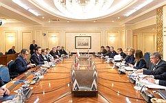 В. Матвиенко: Сотрудничество России иЧехии отвечает долгосрочным интересам двух стран инародов