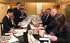 Россия иЯпония возродят Совет губернаторов для развития межрегионального сотрудничества– К.Косачев