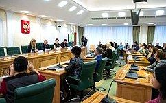ВСовете Федерации состоялось награждение победителей всероссийского конкурса «Растим гражданина»