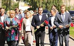 В. Новожилов посетил строительные объекты иознакомился сработой крупных предприятий Вельска