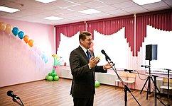 А. Шевченко: ВОренбуржье успешно работают над ликвидацией очередей вдетские сады