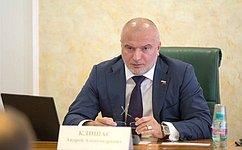 А. Клишас прокомментировал возможность пересмотра проиндексированных социальных выплат наосновании решений судебной коллегии Верховного Суда