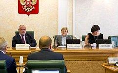 Комитет СФ поконституционному законодательству игосударственному строительству рекомендовал палате одобрить поправки вГражданский кодекс РФ