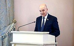 Профильный Комитет СФ планирует рассмотреть проблемы иперспективы развития интенсивного садоводства— М.Щетинин