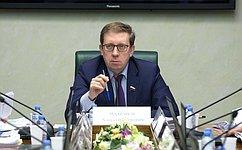 А.Майоров: Проводится интенсивная работа повыработке мер противодействия незаконному обороту контрафактной ифальсифицированной воды