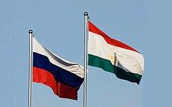 Отношения России иТаджикистана– серьезный фактор сохранения мира истабильности вЦентральной Азии– Председатель СФ