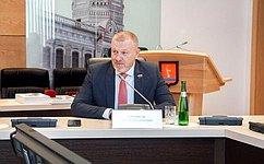 С. Горняков: Загоды работы Волгоградским областным союзом женщин реализованы десятки социальных проектов
