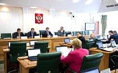 Закон оконтрсанкциях рекомендован кодобрению Комитетом СФ побюджету ифинансовым рынкам