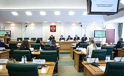 ВСовете Федерации обсудили вопросы создания Центра санации бизнеса