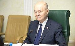 М.Щетинин: Существующая система сельскохозяйственного страхования требует корректировки