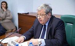 А.Чернецкий: Жилищное строительство должно сопровождаться опережающим развитием инженерной инфраструктуры