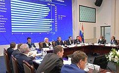 Сергей Рябухин принял участие вработе Совета при полномочном представителе Президента РФ вПФО
