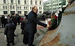 Состоялось возложение цветов кЧасовне-памятнику гренадерам, павшим вбою под болгарским городом Плевной