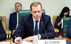 А.Кутепов: Необходимо устранить проблемы взаимодействия между ведомствами всфере судостроения