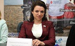 Ю.Вепринцева: Акция «Первый вармии»— пример современного подхода кпатриотическому воспитанию молодежи
