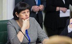 Е. Афанасьева: Дни субъекта вСовете Федерации– прекрасная возможность для обмена бесценным опытом спредставителями соседних регионов