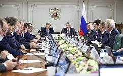 Создание современной инфраструктуры вКамчатском крае рассмотрел Комитет СФ поэкономической политике