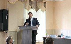 К. Косачев посетил социально значимые предприятия Йошкар-Олы