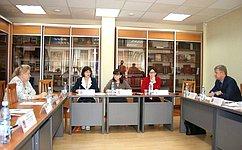 ВВолгоградской области должен появиться план мероприятий реализации Стратегии винтересах старшего поколения– Е.Попова