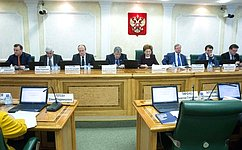 ВСовете Федерации обсудили ситуацию срасселением граждан изаварийного жилья